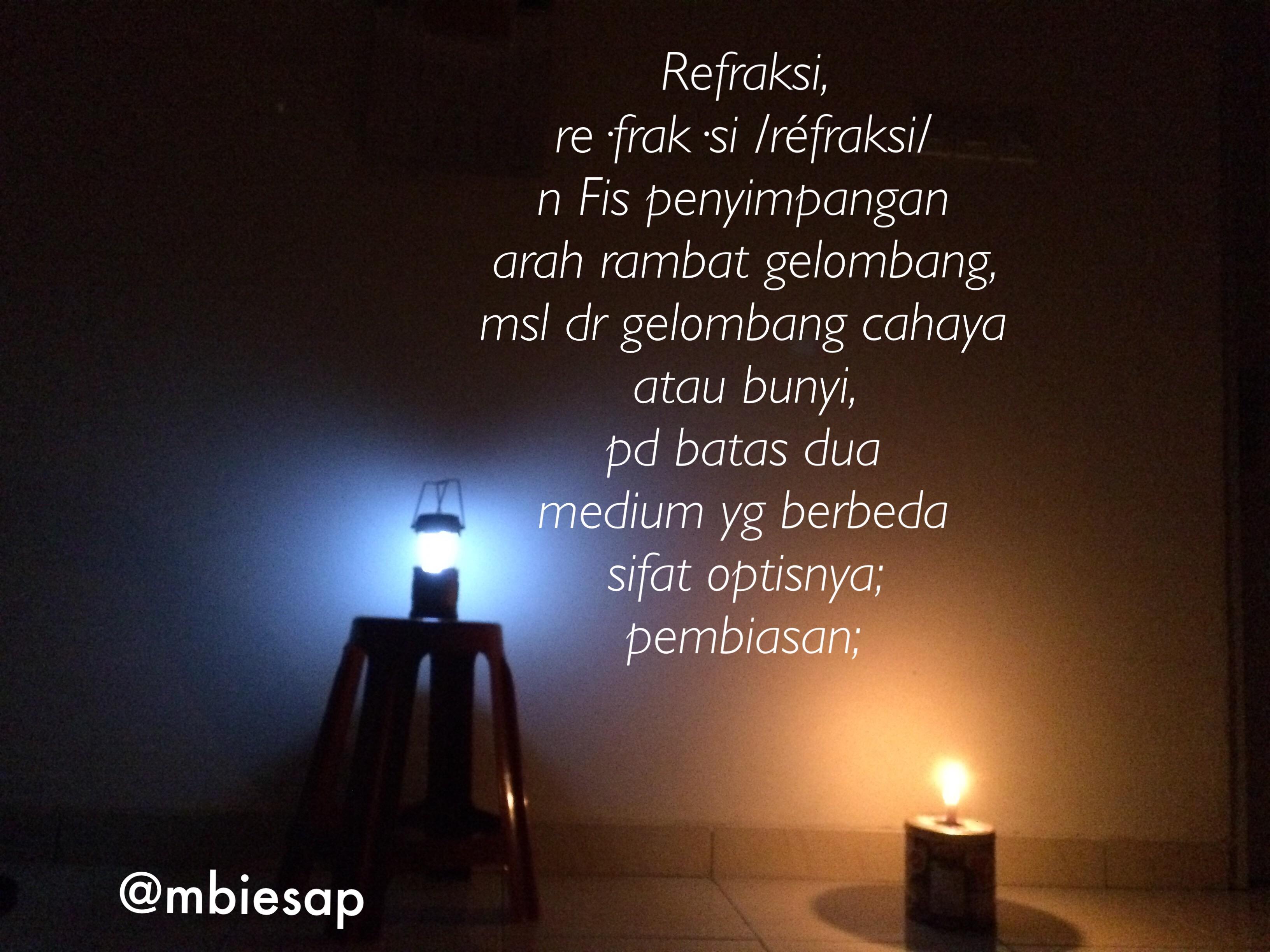Bahasa Indonesia Lama Sudah Tak